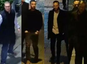 CCTV images released following assault outside Windsor pub