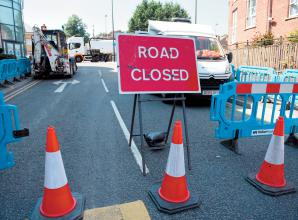 Frascati Way closure likely to cause delays