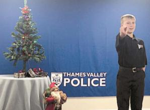 TVP cadets tell crime tips via social media advent calendar