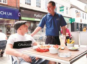 Maidenhead restaurants reveal surge in bookings for Eat Out to Help Out scheme