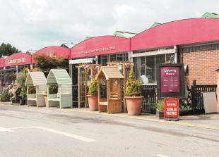 Application to redevelop Squires Garden Centre withdrawn