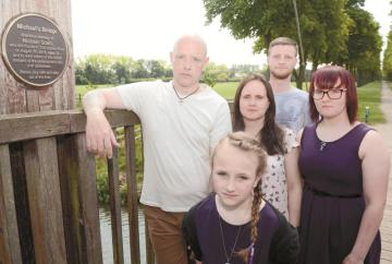 Family of man who died in Jubilee River warns would-be swimmers